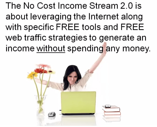 What Is No Cost Income Stream About