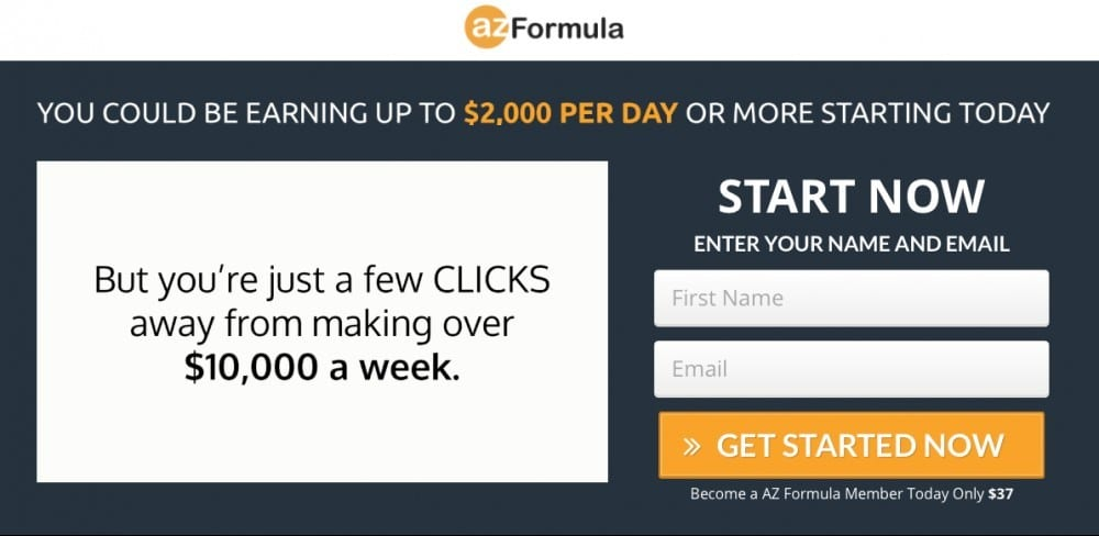 Is The AZ Formula A Scam? You're About To Find Out