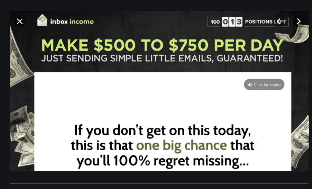 Is Inbox Income A Scam
