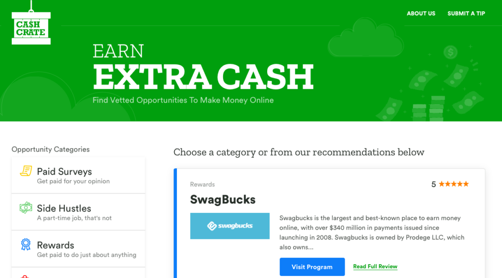 What Is CashCrate Surveys About?
