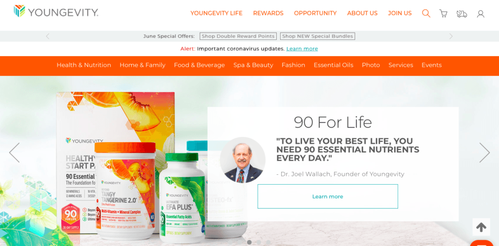 Youngevity Review