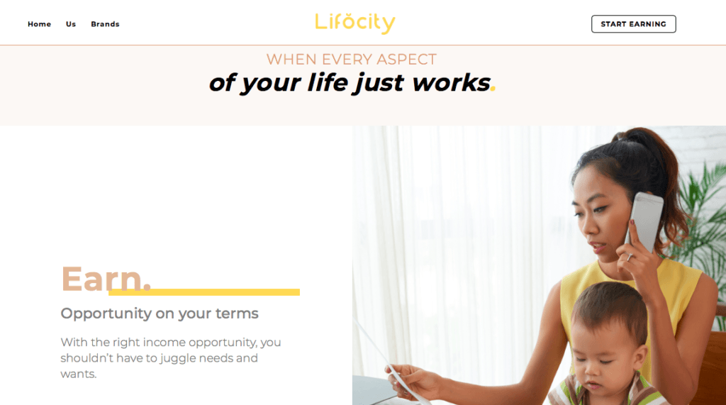 Lifocity Review