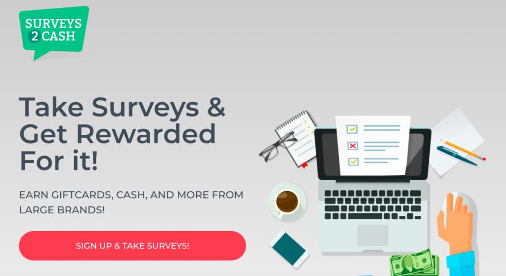 Is Surveys2Cash Legit?