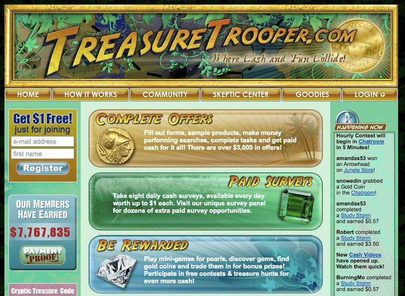 Is Treasure Trooper Legit?