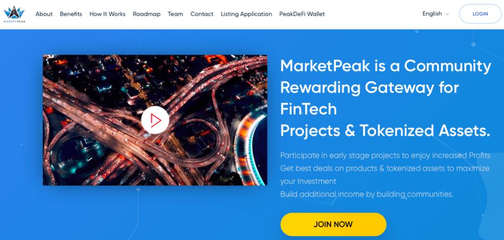 Is MarketPeak Legit Or Another Cryptocurrency Ponzi Scheme?
