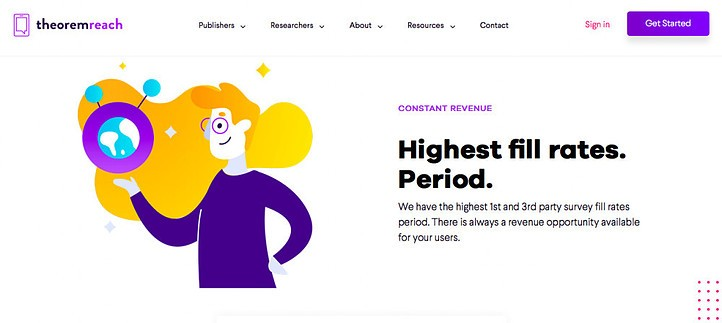 TheoremReach Review - Will This Put Money In Your Wallet?