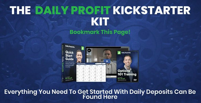 Daily Deposits Review: Can Ben Sturgill Help You Make Money?