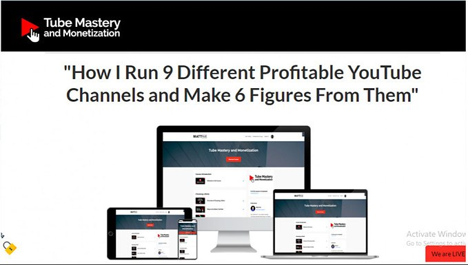 Tube Mastery and Monetization Review - Will It Work For You?