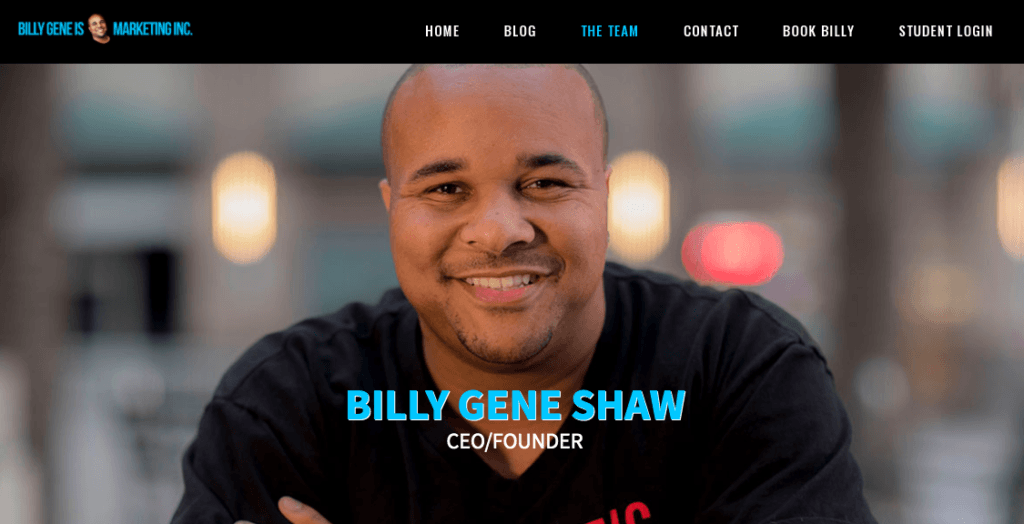 Billy Gene Is Marketing Review - Will This Work For You?